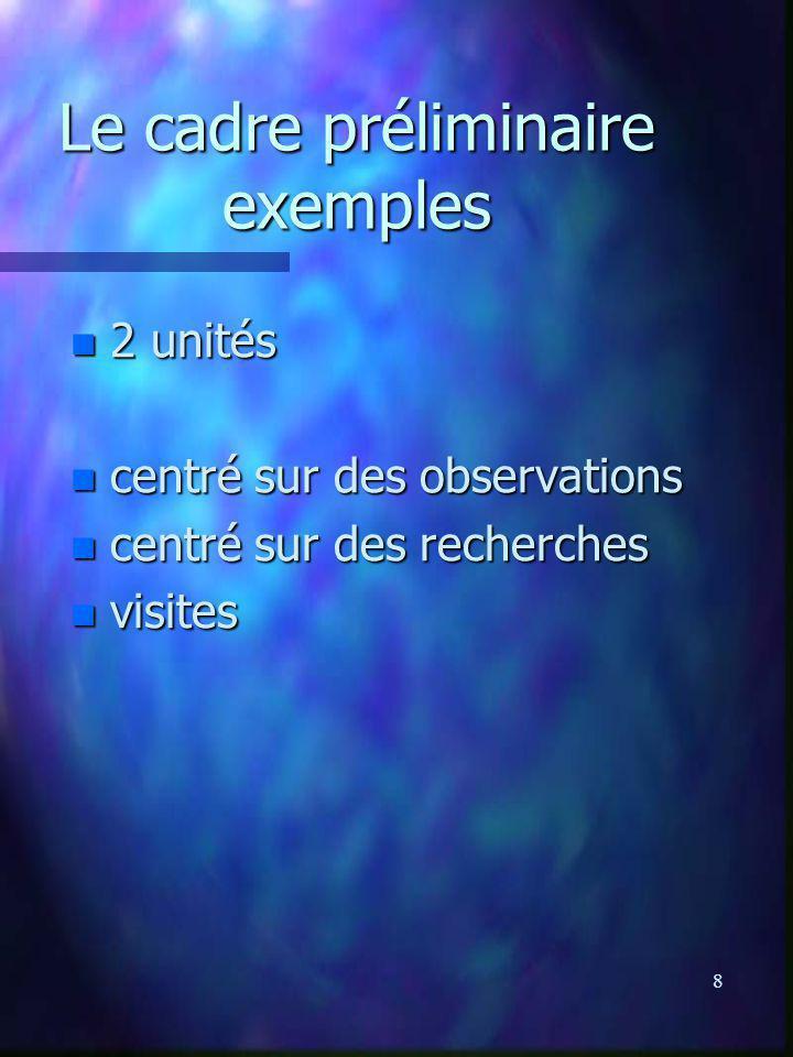9 Le cadre financier 2006-07 n Actuellement: n 35.00$/élève - 25 h.