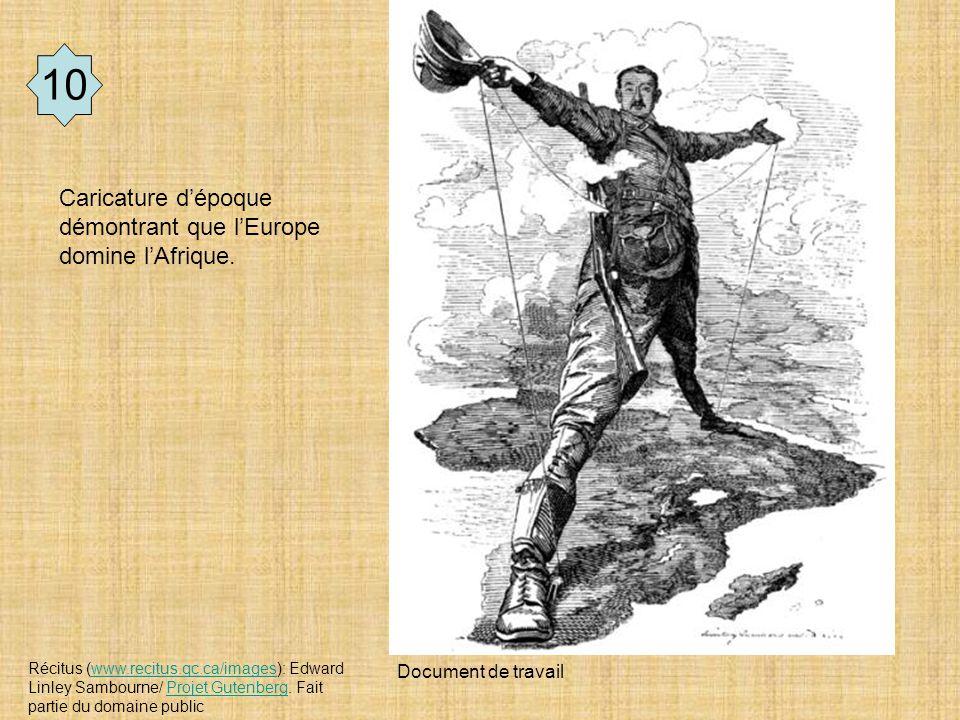 Document de travail 10 Récitus (www.recitus.qc.ca/images): Edward Linley Sambourne/ Projet Gutenberg. Fait partie du domaine publicwww.recitus.qc.ca/i