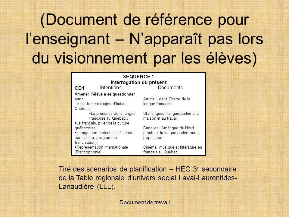 Document de travail 11 10 Récitus (www.recitus.qc.ca/images) : Creative Commons (by-nc-sa) Creative Commons (by-nc-sa) Récitus (www.recitus.qc.ca/images) : Creative Commons (by-nc-sa) Creative Commons (by-nc-sa) Le commerce triangulaire Comment concilier le profit immédiat et linstallation permanente de colons?