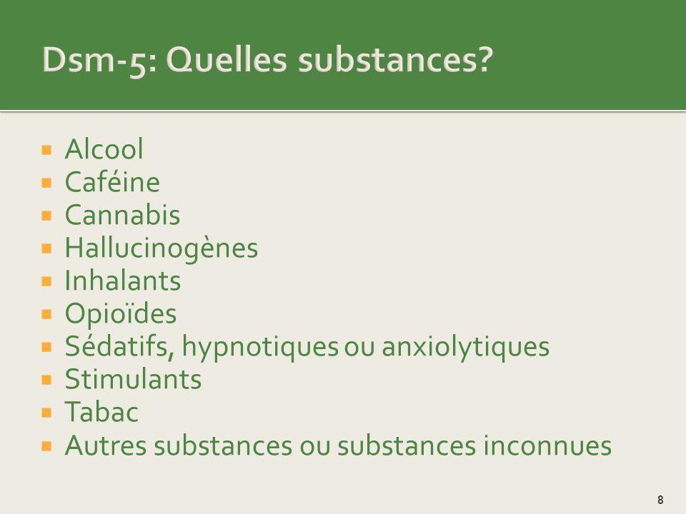 Santé mentale, adolescence et consommation Émission une pilule une petite granule Émissions 132, 7 janvier 2010 19