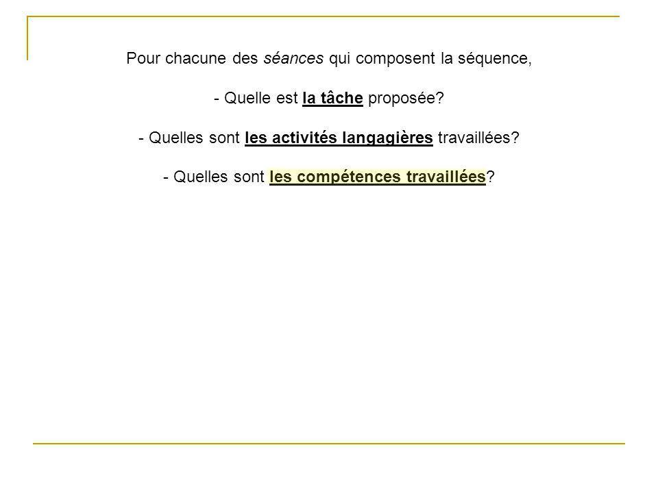 Document 2 ème séance – elmundo.es (page Internet) Remarque : seule la partie de larticle utilisée par les élèves est retranscrite ici.