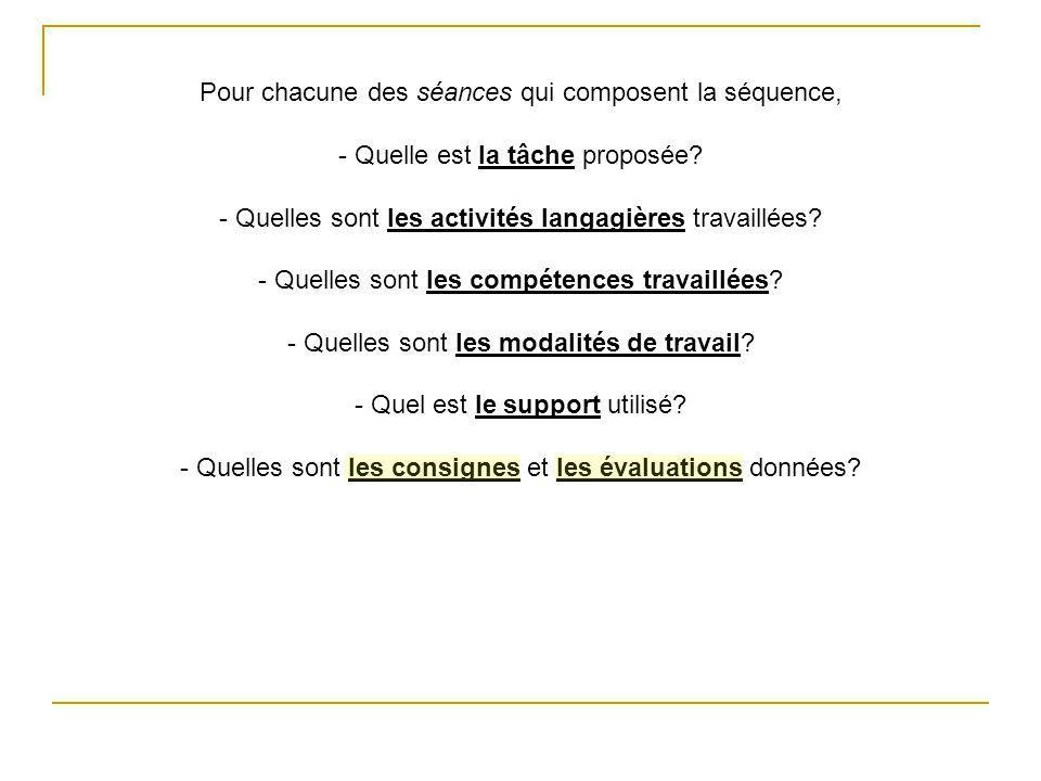 Références Références : 2- Grille de référence du Livret de connaissances et de compétences « La pratique dune langue vivante étrangère » Octobre 2007 (ÉduSCOL)