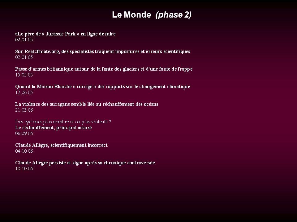 Le Monde (phase 2)