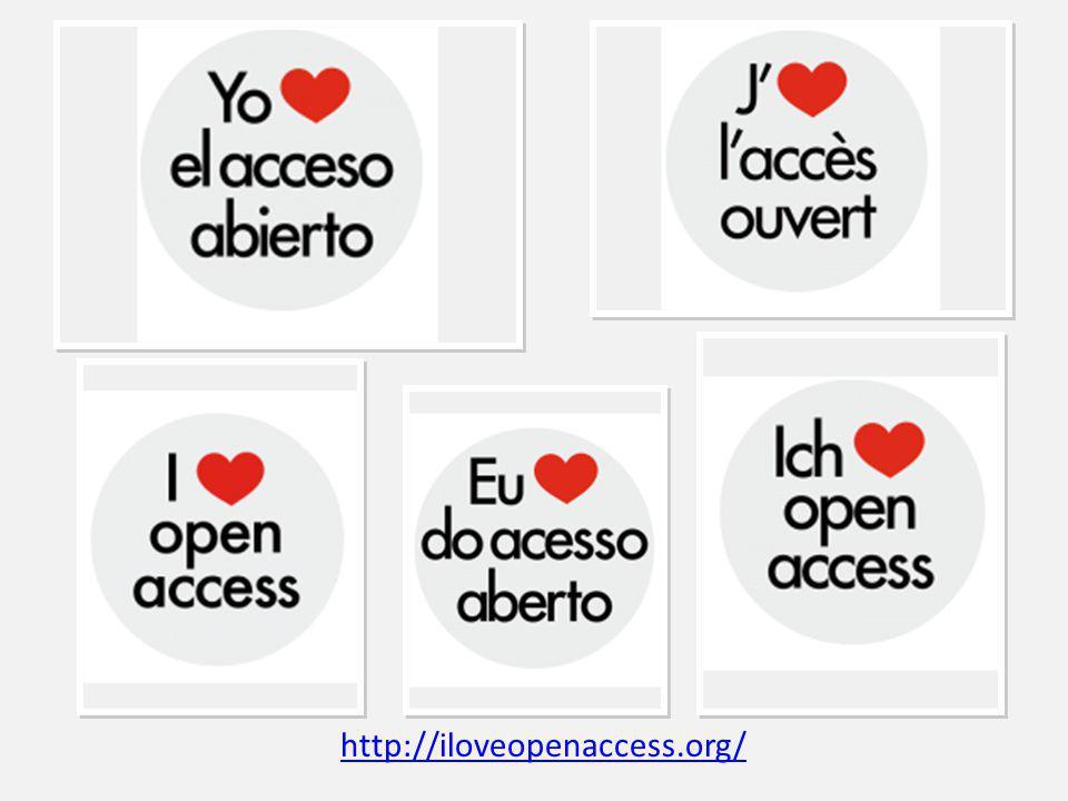 http://iloveopenaccess.org/