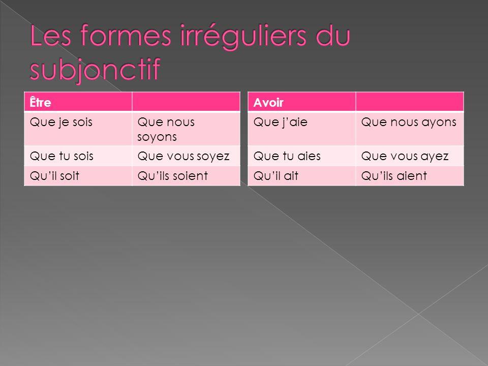 Utilise lobjet indirect avec le verbe + de + linfinitif Quelquels exemples: Je vous conseille de travailler plus dur.