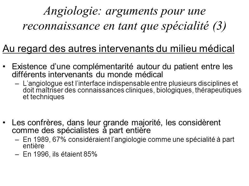 Au regard des autres intervenants du milieu médical Existence dune complémentarité autour du patient entre les différents intervenants du monde médica