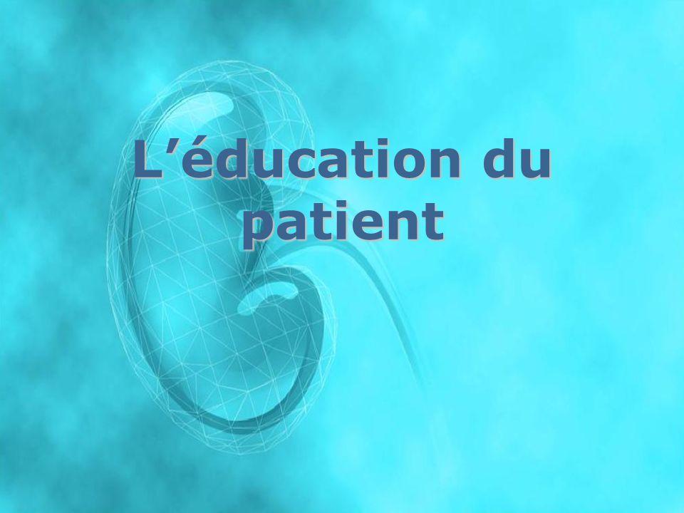 Léducation du patient