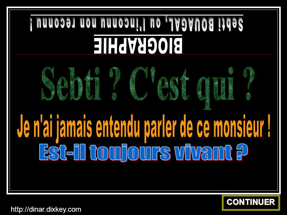 CONTINUER http://dinar.dixkey.com
