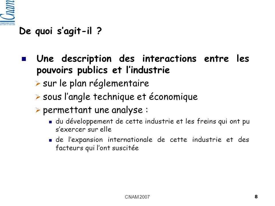 CNAM 2007 8 De quoi sagit-il .