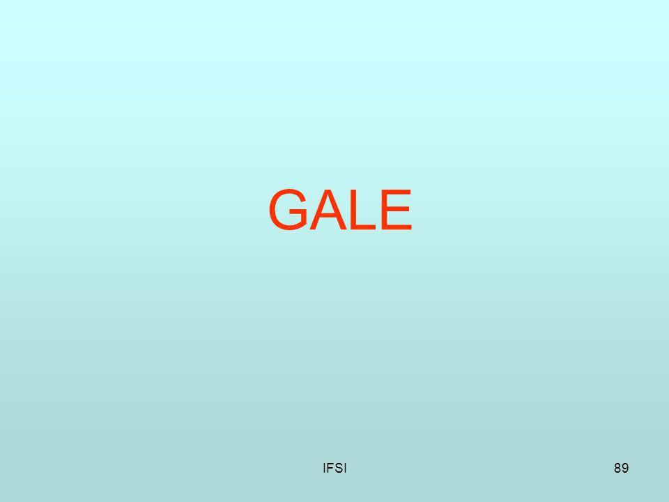 IFSI89 GALE