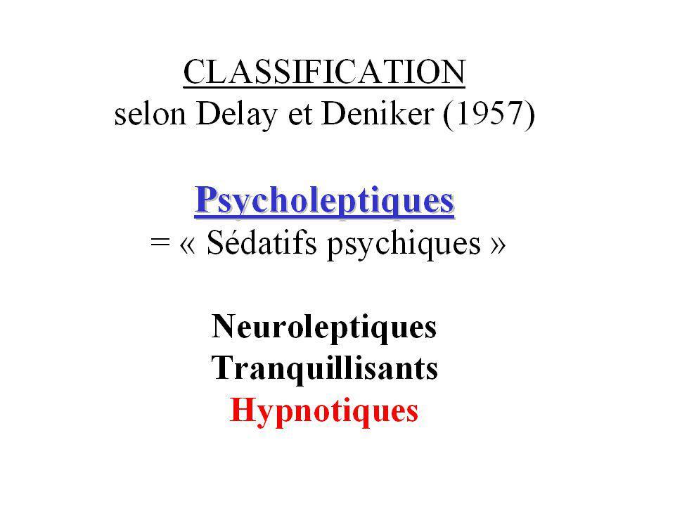 C- LES PHENOTHIAZINES HYPNOTIQUES Phénothiazines, grande famille : -Antiallergiques -Neuroleptiques -Hypnotiques
