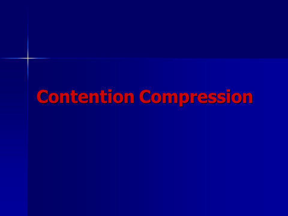 Contention : Bandes Allongement long (BIFLEX, PHLEBOGIB) Allongement long (BIFLEX, PHLEBOGIB) –Pression de repos élevée, peu délévation de pression au travail.