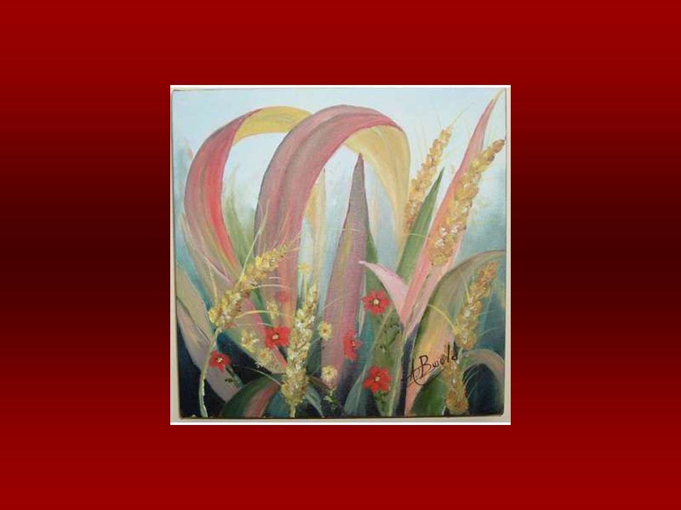 Pour Annette, Nola mars 05 Coquelicot, bayadère dété… Frêle bayadère dansant au champ de blé.