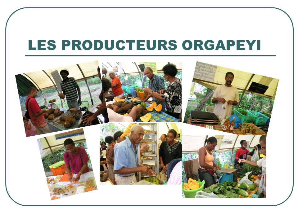 DES PRODUCTIONS VARIEES