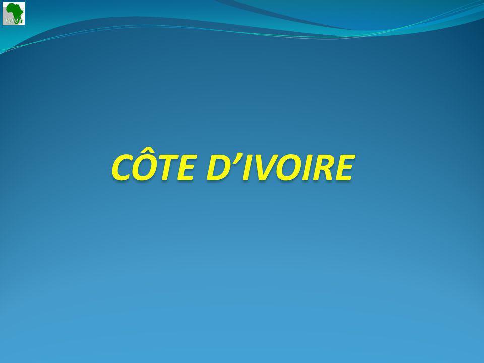 CÔTE DIVOIRE
