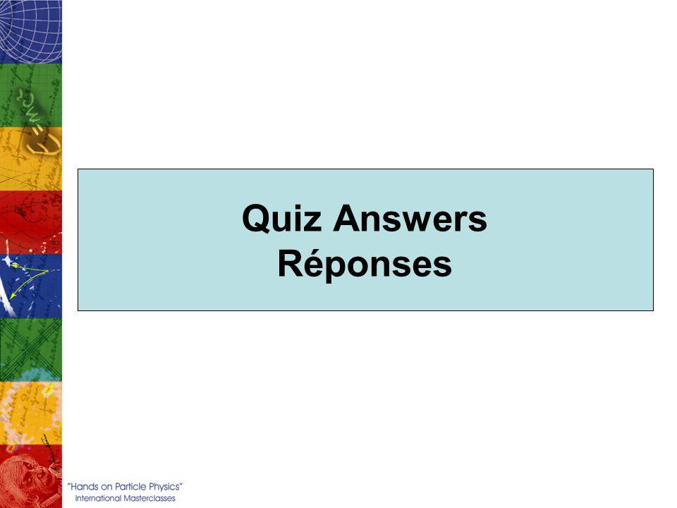 Quiz Answers Réponses