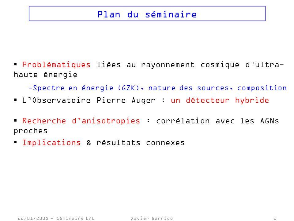 Marseilles- 17/12/2007 -Collaboration Auger Etudes des sources (II) Cartes avec horizon GZK de 80 EeV ( ~ 90 Mpc).