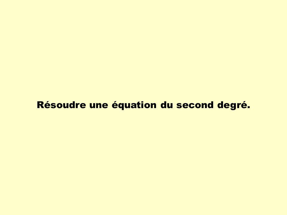 y = - ( x - 3 ) 2 + 16 12 = - ( x - 3 ) 2 + 16 Vérification avec 12 = - ( 1 - 3 ) 2 + 16 12 = - ( - 2 ) 2 + 16 12 = - 4 + 16 12 = 12 y = - ( x - 3 ) 2 + 16 12 = - ( x - 3 ) 2 + 16 12 = - ( 5 - 3 ) 2 + 16 12 = - ( 2 ) 2 + 16 12 = - 4 + 16 12 = 12 léquation de départ.