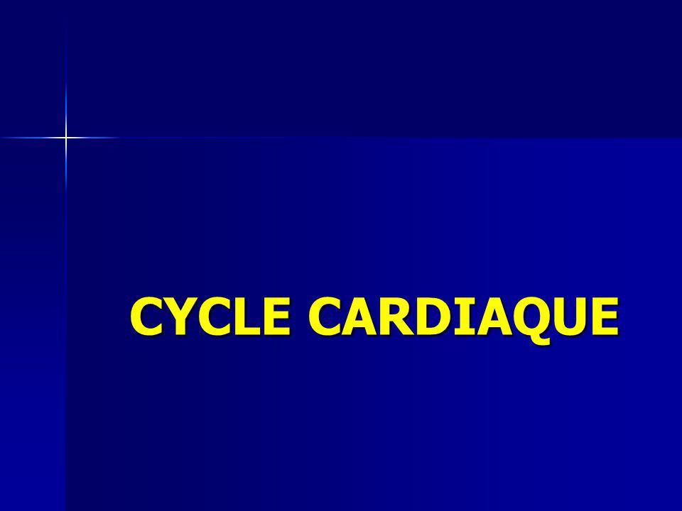 3)Phase d é jection: la pression ventriculaire continue d jusqu à ce que Pventr > PAo ouverture des sigmo ï des ouverture des sigmo ï des de la PAo.