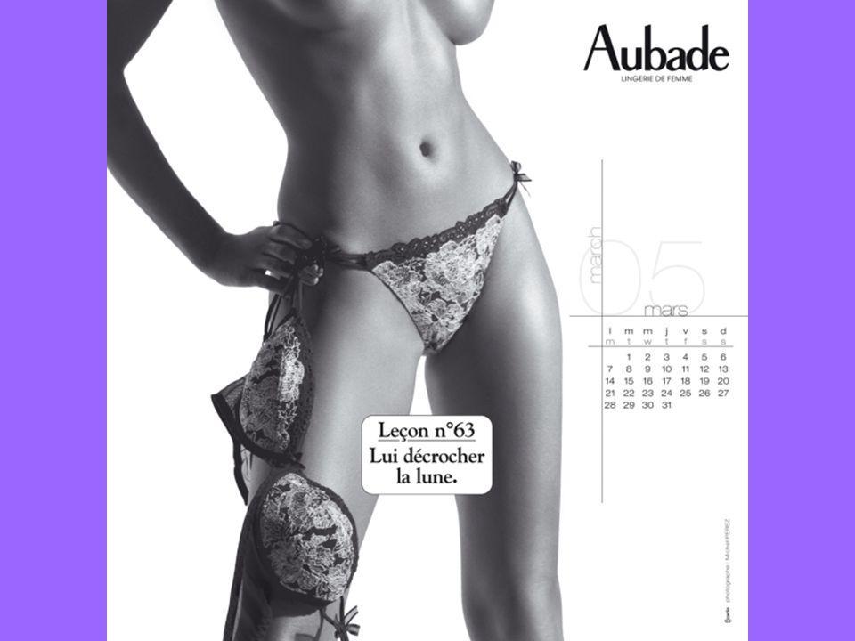 Leçon n°1 Ne pas lui laisser porter la culotte à la maison LINGERIE POUR AMUSER LES FEMMES JANVIER - JANUARY 2006