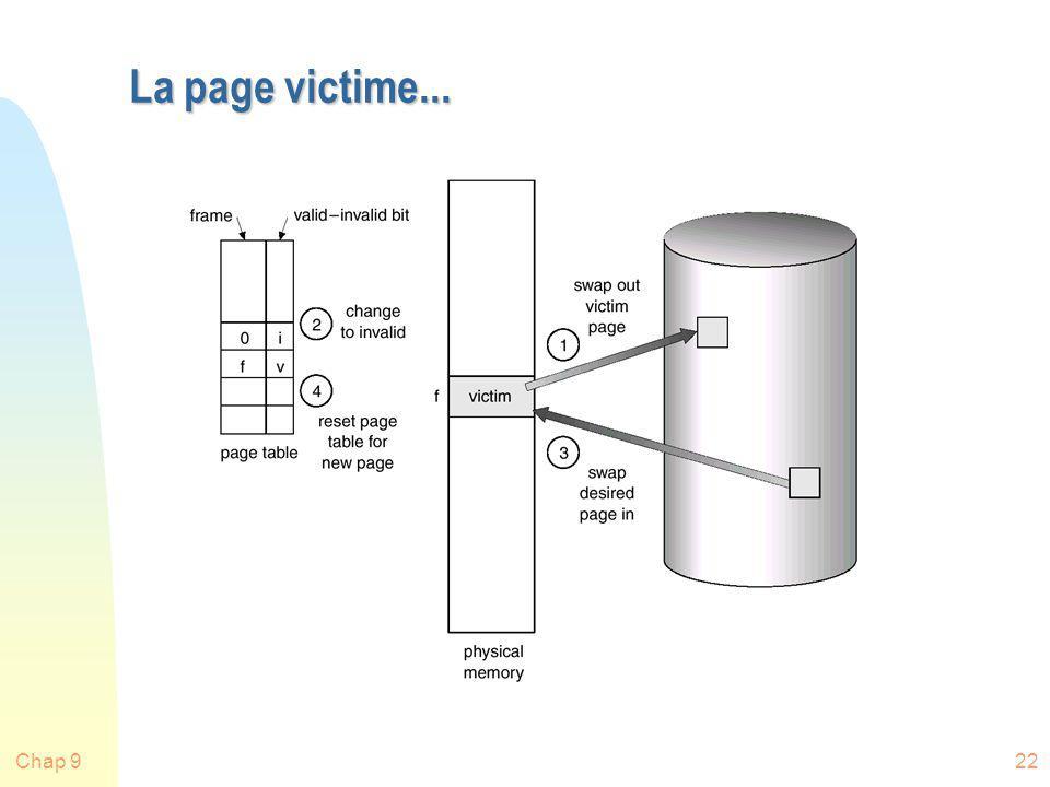 Chap 922 La page victime...