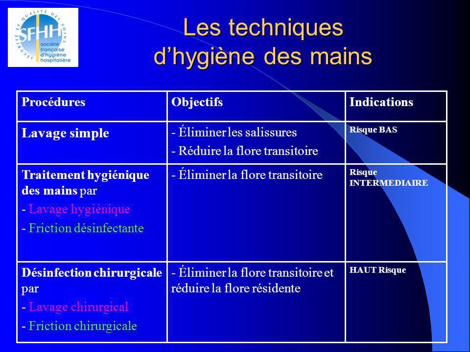 HYGIENE DES MAINS Audit national 2006 : résultats CCLIN SE