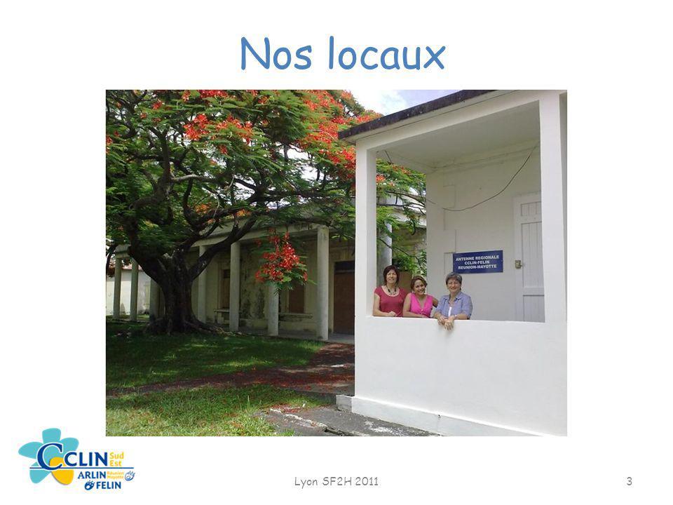 Nos locaux Lyon SF2H 20113