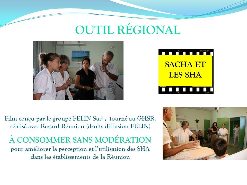 Film conçu par le groupe FELIN Sud, tourné au GHSR, réalisé avec Regard Réunion (droits diffusion FELIN) À CONSOMMER SANS MODÉRATION pour améliorer la