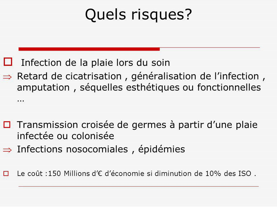 4.97% de patients infectés ( 17820 patients infectés sur 358467patients présents) Infections peaux et tissus mous : 10.2% national 5.3% régional Infec