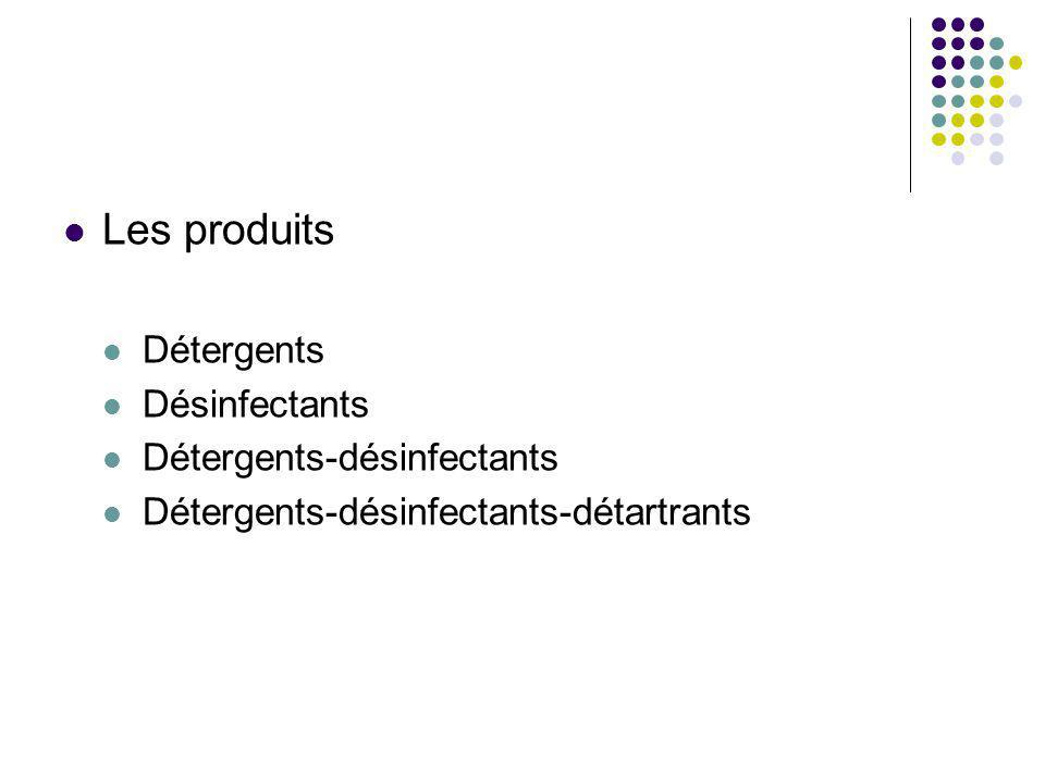 Entretien des locaux Pour avoir le produit adapté au bon moment : Définir les méthodes dentretien Choix des produits : cahier des charges en fonction