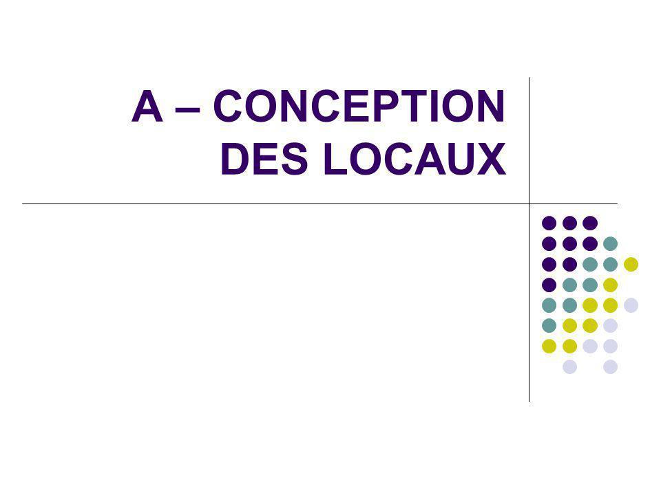 PLAN A – CONCEPTION DES LOCAUX B – ENTRETIEN DES LOCAUX 1. ENTRETIEN DES SOLS ET SURFACES 2. ENTRETIEN DES EQUIPEMENTS AU CONTACT DU MALADE 3. LINGE E
