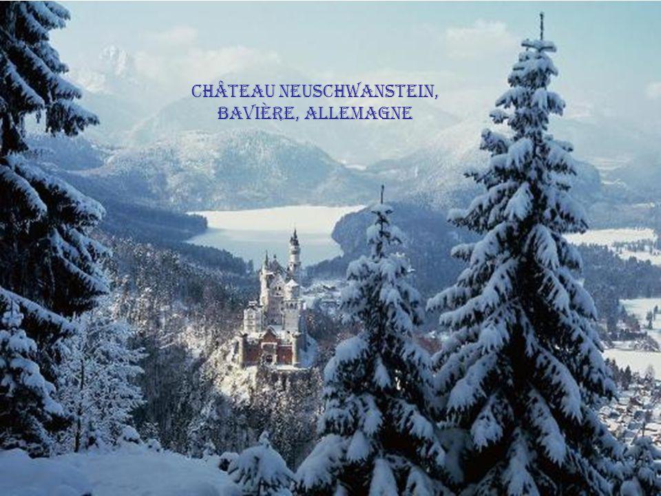 Chutes Staubbach, Lauterbrunnen, Suisse