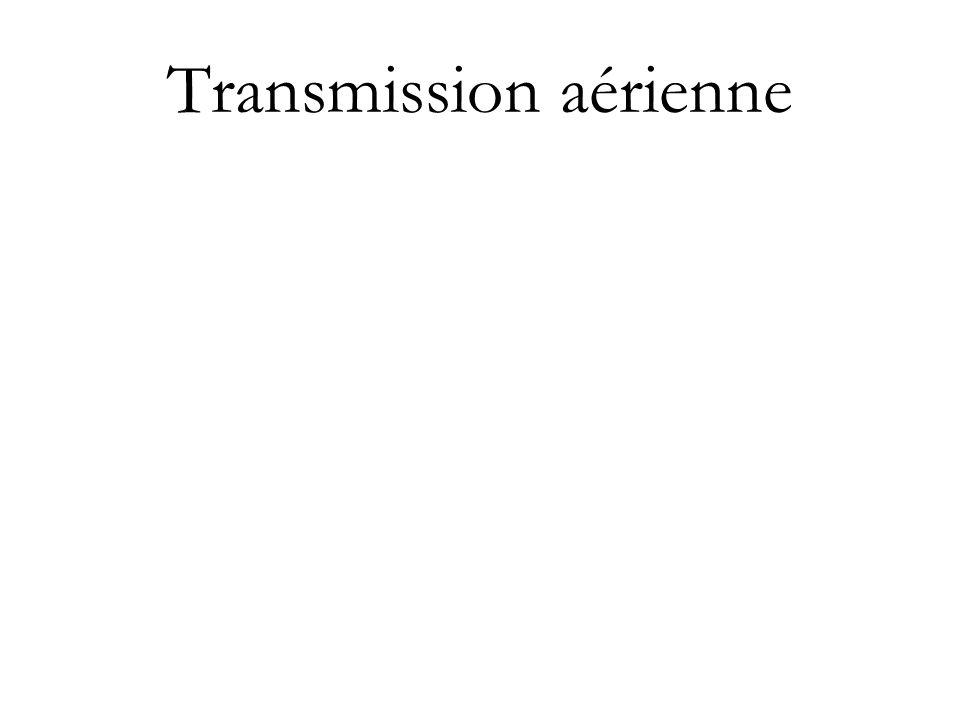 Transmission aérienne