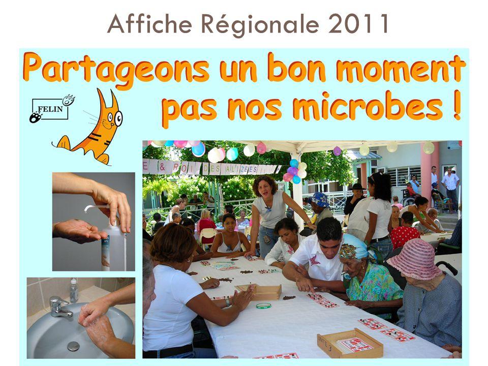 Affiche Régionale 2011