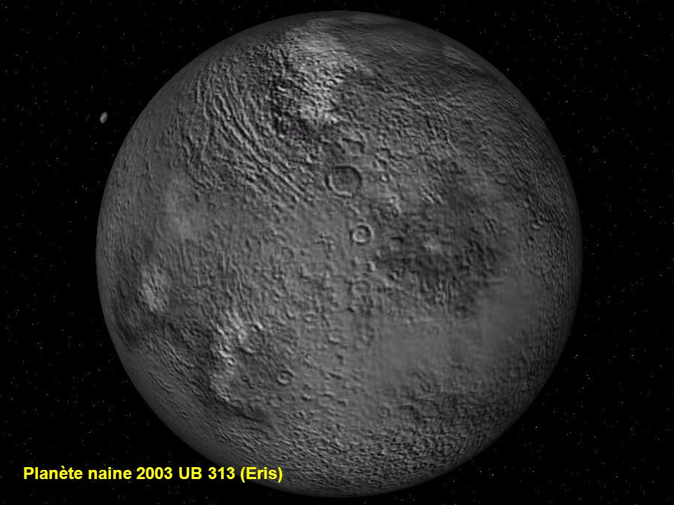 Position actuelle de Voyager 1 (102 AU)
