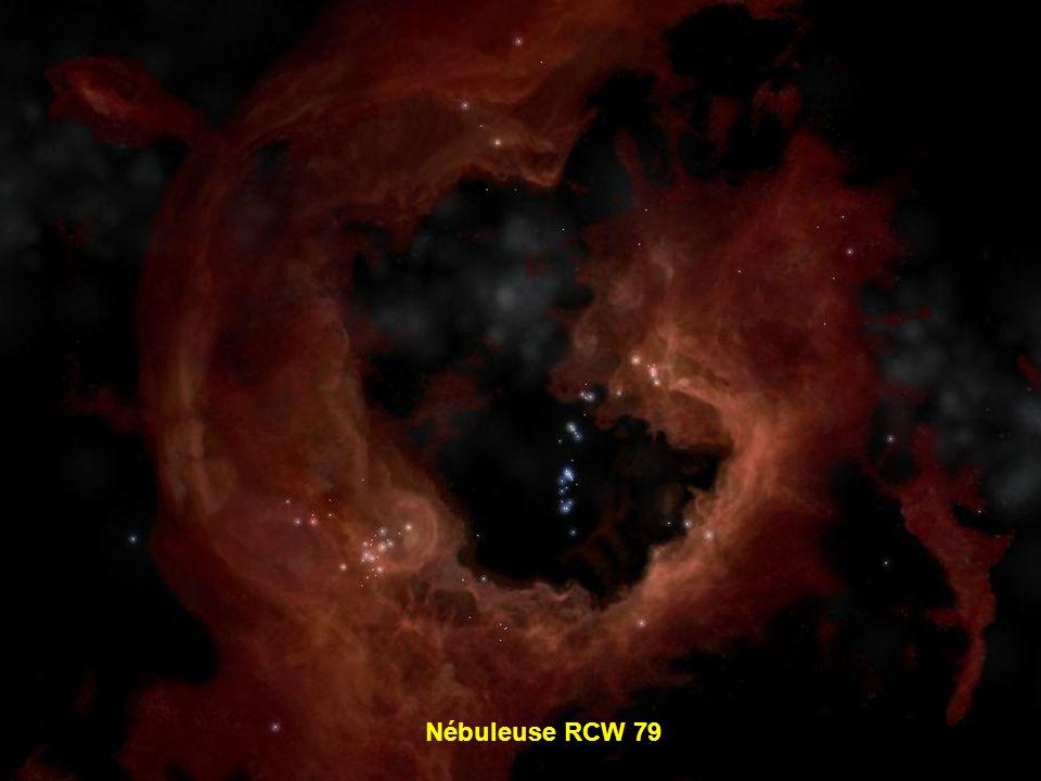 M57: Nébuleuse Anneau