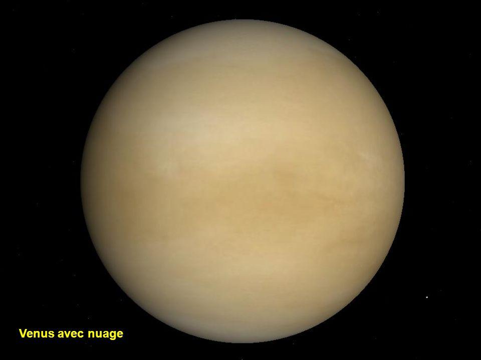 Venus sans nuage
