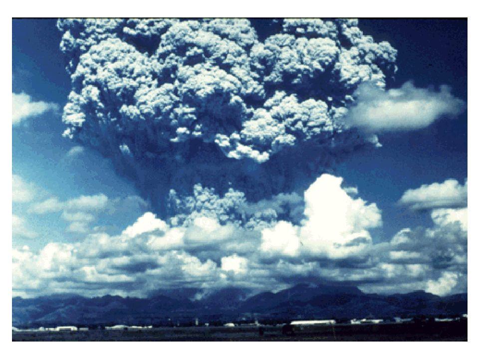 Eruption du Pinatubo