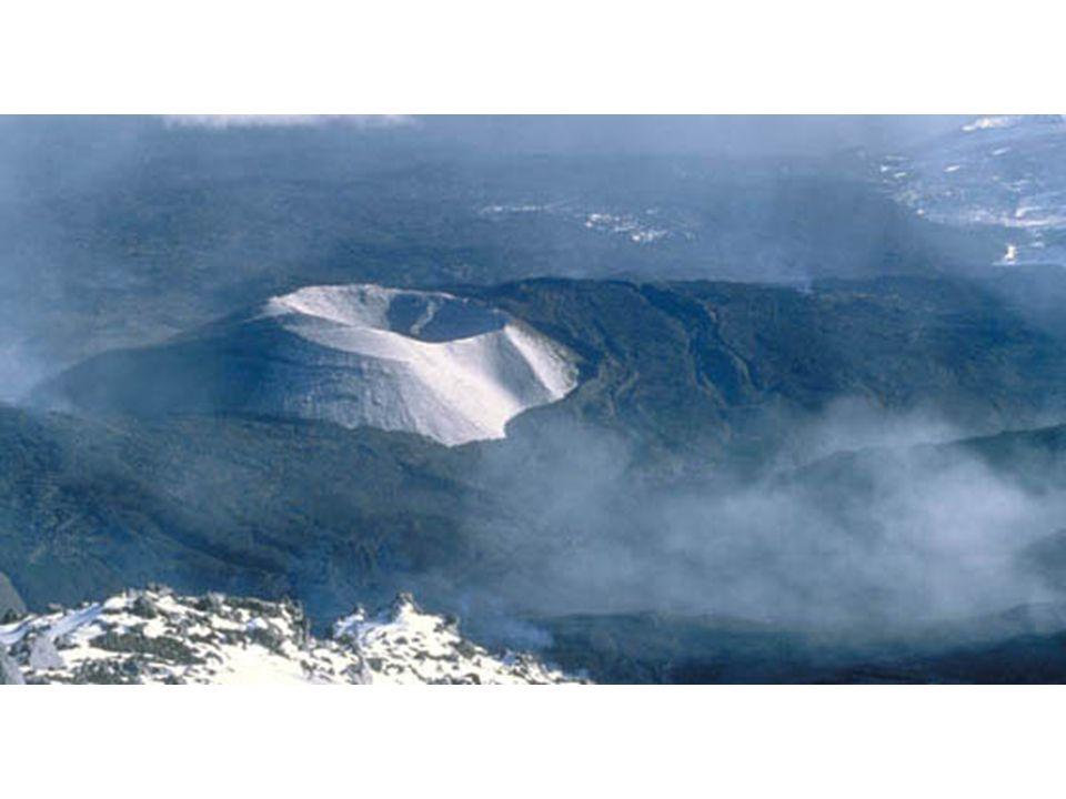 Mont Etna Italie