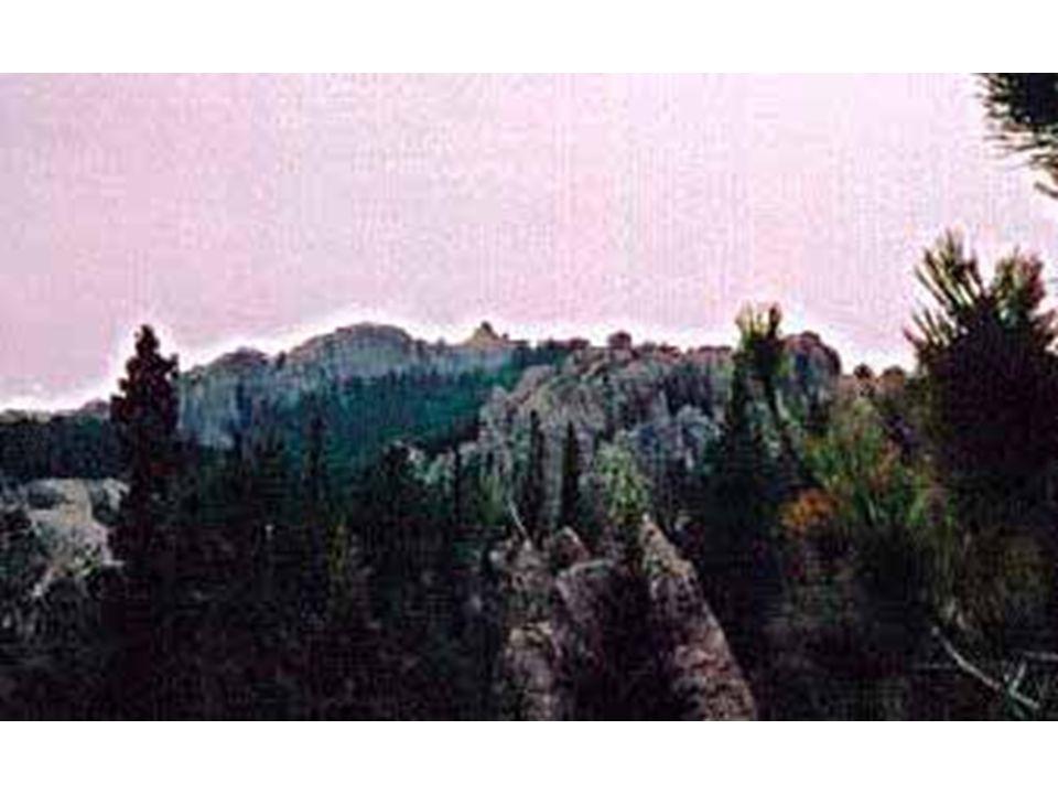 Harney Peak Dakota du Sud