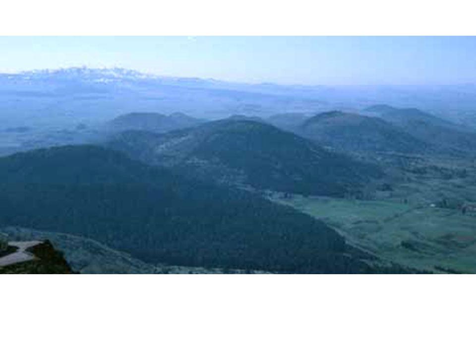 Chaîne des Puys France