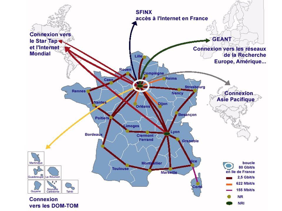 NAT La translation de source permet aux hôtes du réseau privé de sortir vers lextérieur.
