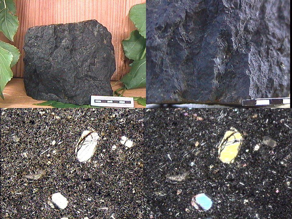 Basalte tholéitique