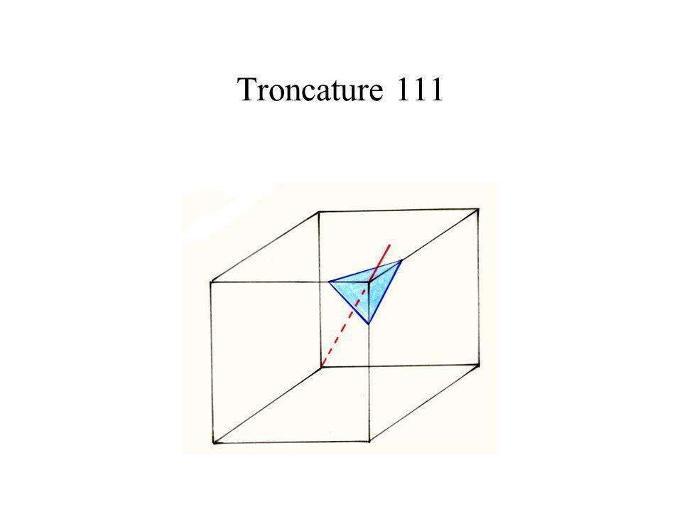 Troncature 111