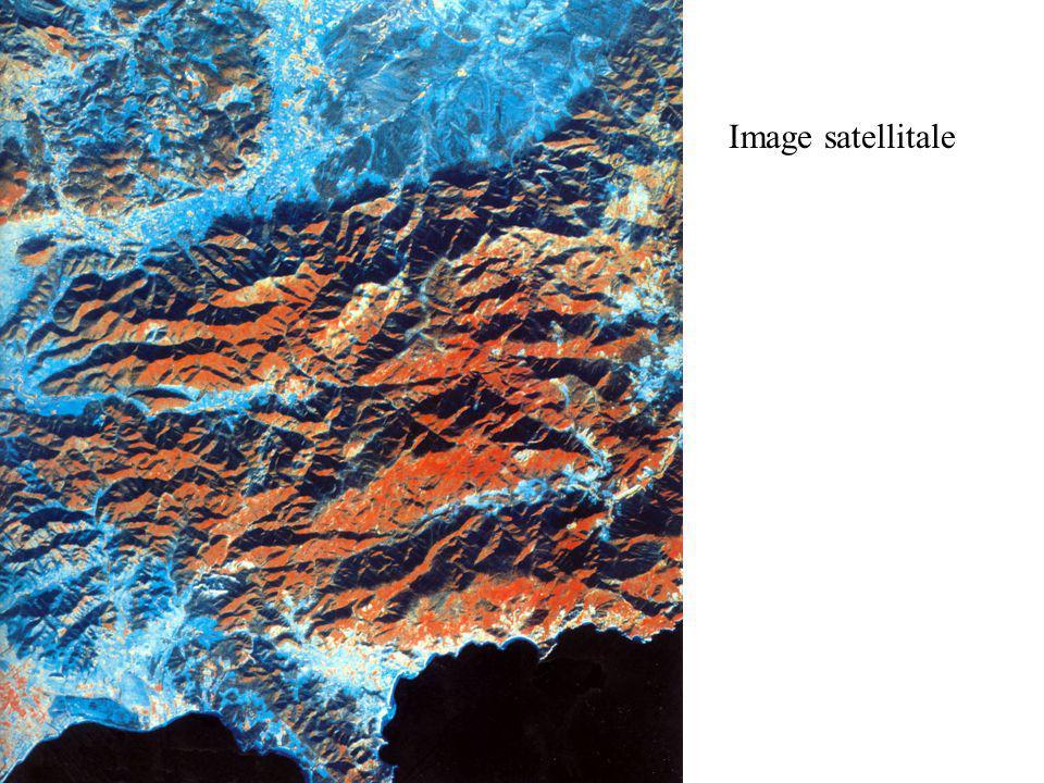 Interprétation satellitale