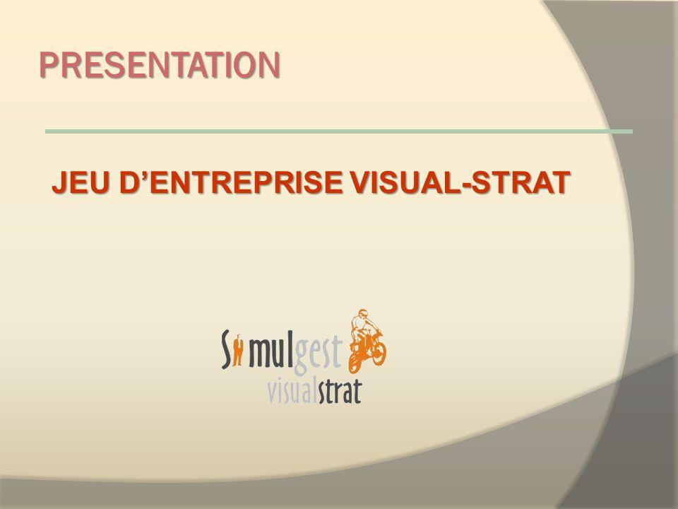 PRESENTATION JEU DENTREPRISE VISUAL-STRAT