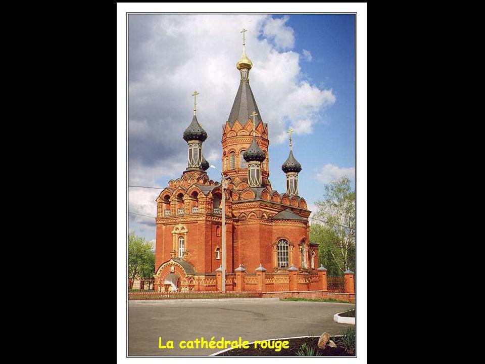Différentes églises et coupoles