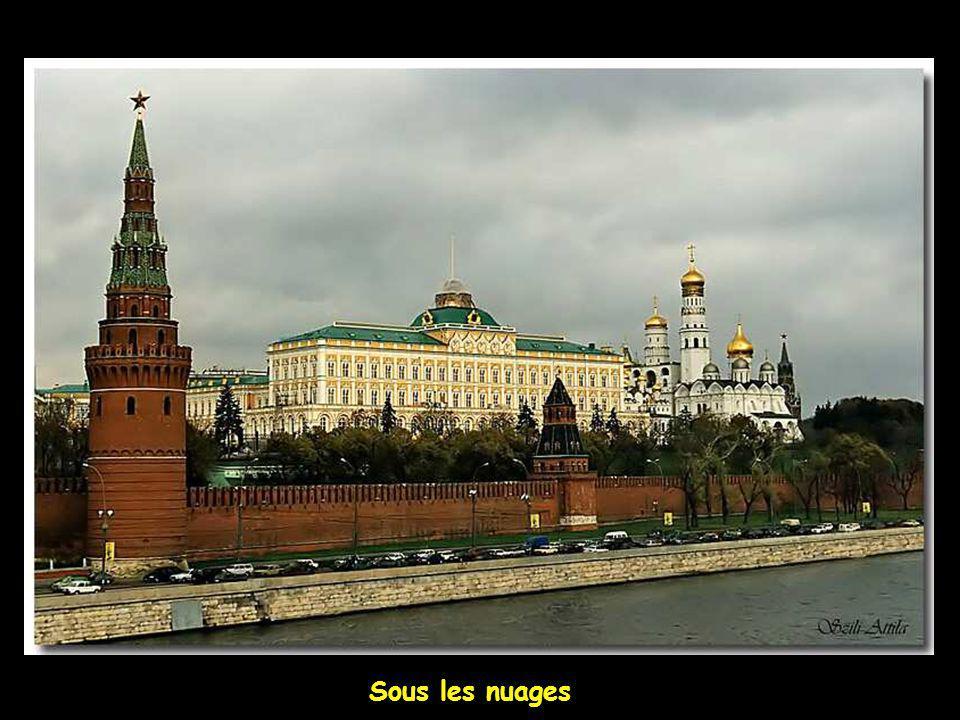 La cathédrale du Kremlin
