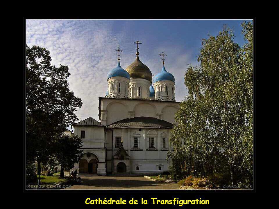 Cathédrale de style byzantin
