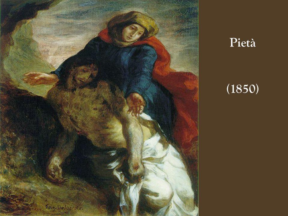 Lion dévorant un Lapin (1850)